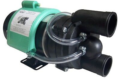 Softub Pump 1hp, (1.5hp SPL) With Thermal Wrap Heat Jacket (replaces coil wrap)