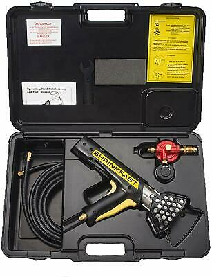 Shrinkfast 998 Rapid Shrink Wrap Heat Gun Tool Kit  Cover Propane Boat 19998A