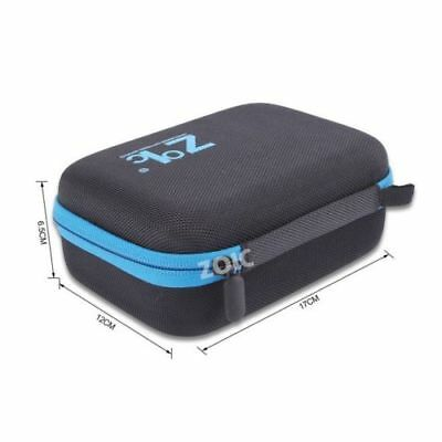 Small Travel Carry Storage Box Bag Case GoPro Hero 6 5 3 2 4 7 Go Pro HD Camera
