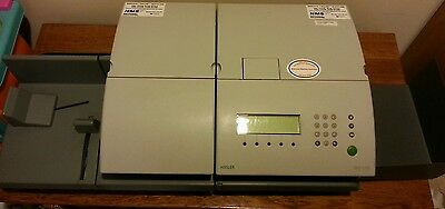 Hasler WJ150 Mailing Machine Automatic Mail Processing System with EXTRAS!