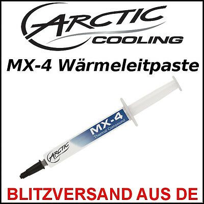 [Arctic Cooling™] MX-4 Wärmeleitpaste 4g → Thermal SIlver Grease Tube 5 Compound