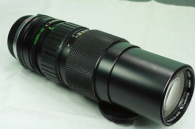 EXC Olympus ZUIKO MC 85-250mm f 5 auto zoom for OM1 OM2 OM3 OM4 OM10