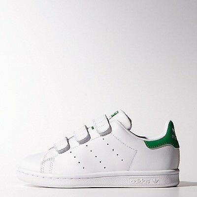new arrival e9b5b 5bc91 New Kids Adidas Originals Stan Smith (Ps) Youth M20607 White