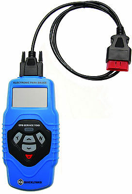 BGS Germany Digital Brake Piston Caliper Reset Diagnostic OBD Scanner EPB SBC
