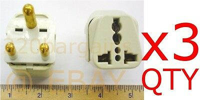 South Africa Travel Plug Adapter For Type M BS546 Electrical outlet