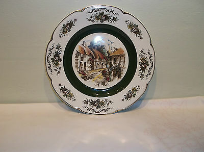 A wonderful Wood and Sons Ascot Service Dinner Plate