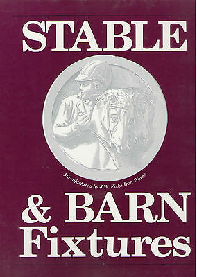 NEW Stable and Barn Fixtures J W Fiske Iron Works WHOLESALE LOT OF 18