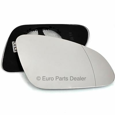 Right Driver Side WIDE ANGLE HEATED WING MIRROR GLASS Vauxhall Astra J 2009-14