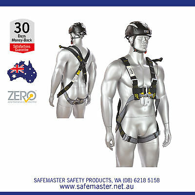 Full Body Harness with Dorsal Extension- Fall Protection Roofers Harness