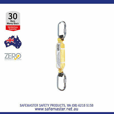 Shock Absorber with Karabiners