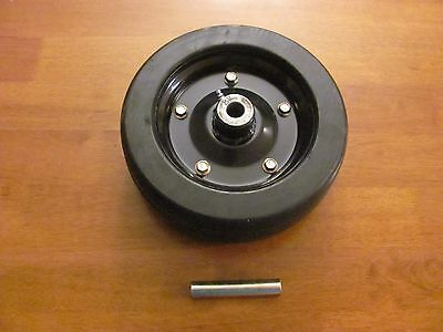 New Finishing Mower Tire Wheel-Bush Hog Bushhog 87750 Solid Tire W/ Sleeve 10""