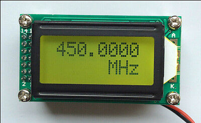1 MHz ~ 1.1 GHz Frequency Counter Tester Measurement For Ham Radio