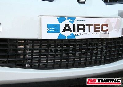 Renault Megane 2 225 and R26 95mm Core Intercooler upgrade with Air-Ram scoop