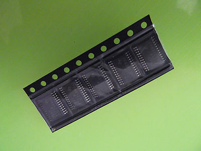 TPA3123D2 SSOP-24 SMD IC Class-D Audio Amplifier from Texas Instruments