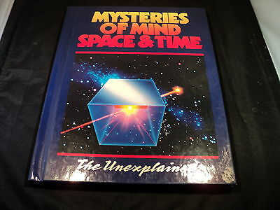 The Unexplained - Mysteries of Mind Space & Time - Hardback - Volume 5
