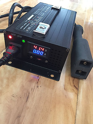New 36V 18 Amp EZGO POWERWISE for EZ-GO TXT Golf Cart Battery Charger B section