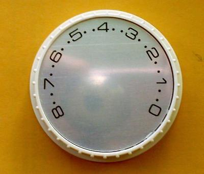 Stitch dial for Brother Ribber knitting machine