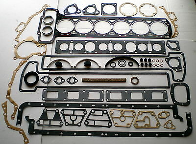 Full Engine Head Gasket Set Xj6 Daimler Sovereign 4.2 Carb 1975-79 Vrs
