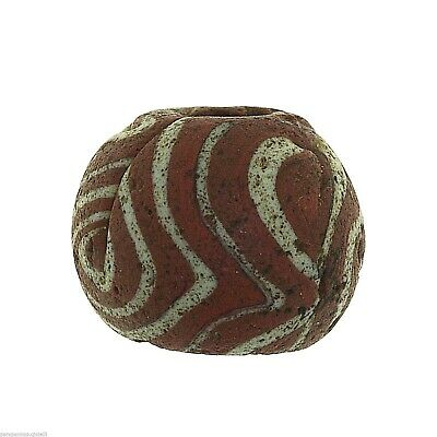Early Islamic Glass Bead  -  (0428)