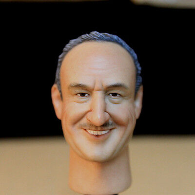 HOT FIGURE TOYS 1/6  HEADPLAY Gene Hackman headcarving Enemy of the State