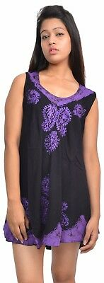 5 Pcs Rayon Summer Beach Tops for Ladies