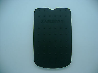 Lot Of 2 Used Oem Battery Door Back Cover Samsung A837 A836 Rugby Black