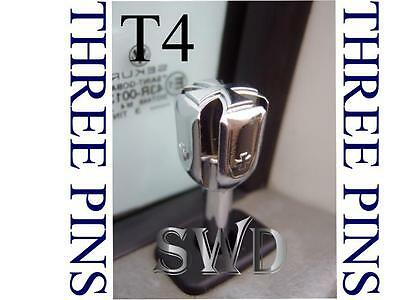 Door lock pull pins VW T4 Transporter van caravelle camper  IRON CROSS    X3 set
