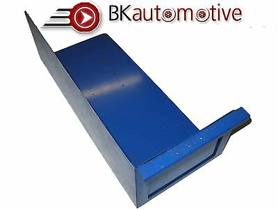 20 Schäfer Shelf Corner Steel Blue 385x160x120 Shelf Bins