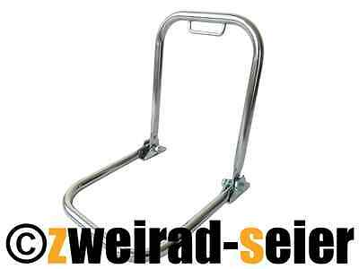Luggage Rack Chrome Plated Long Version Simson S50,S51,S70