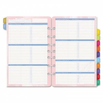 Day-Timer 2015 Flavia Dated 2-Page-Per-Week Organizer Refill - 096331501