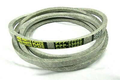 Replacement Belt For Woods 33652 Fits Woods Rm59-3 Rear Mount Finish Mower