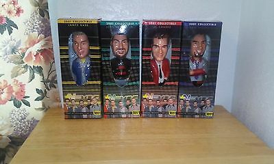 NSYNC Bobblehead Figures Best Buy 2001 Collectibles Band
