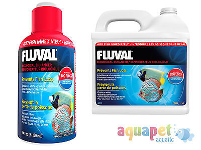 Fluval Cycle Biological Enhancer 250ml 500ml 2ltr Aquarium Treatment