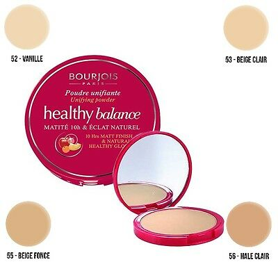Bourjois Healthy Balance Unifying Powder - choose your shade