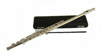 Band C Key Concert FLUTE Closed or Open Hole OVERSTOCK CLEARANCE!!! BEST VALUE!!