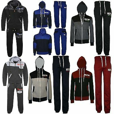 Boys Girls Kids DLX Project Tracksuit Top Jog Bottom Trouser Age 7 to 13 Year