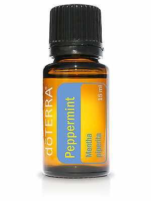 doTERRA Peppermint - 5/8 Dram (2 ml) Vial with Orifice Reducer