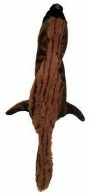 Spot Skinneeez dog toy stuffing free Chipmunk roadkill with squeaker  24 INCH