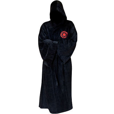 Star Wars Darth Maul Luxus Bademantel Einheitsgröße Bath Robe Bade Mantel neu