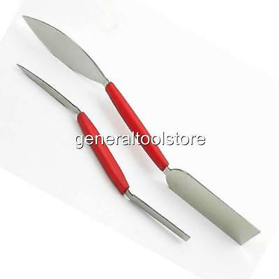 Pointing Tool Leaf And Square Small Tool Choice Of 1 Or Set Of 2 Filling Plaster