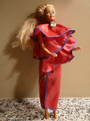 GORGEOUS BLONDE INDONESIA Dated 1966 BARBIE DOLL