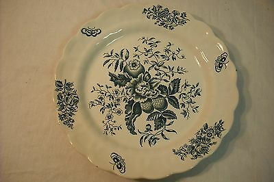 BOOTHS Peony Dinner Plates 10-1/4 in. Made in England A8021