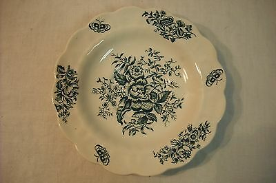 BOOTHS Set of 6 Saucers - 6 in. Made in England A8021