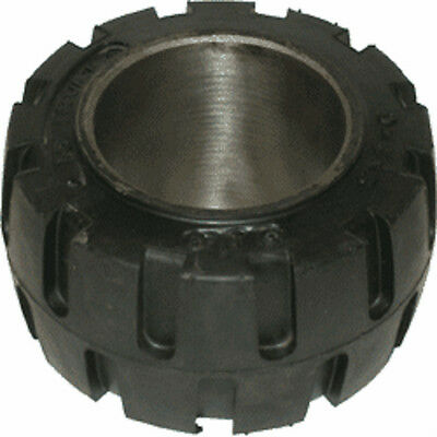 21 X 7 X 15  Forklift Tire Rubber - Traction