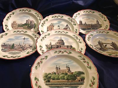 Choice of  Wedgwood Collectors Christmas Plates 1980-1986  Mint Most Boxed