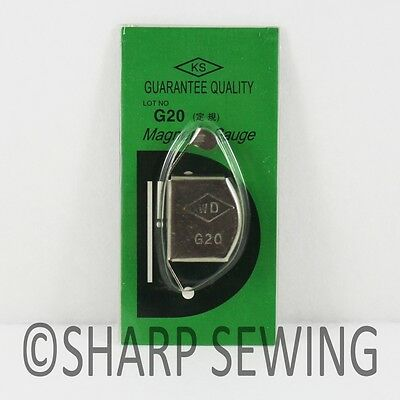 MAGNETIC SEAM GUIDE for SEWING MACHINES  PART#SMG