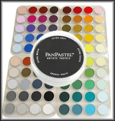 PANPASTEL - ULTRA SOFT ARTISTS PASTELS - EXTRA DARKS - Your Choice  x 1 Pan