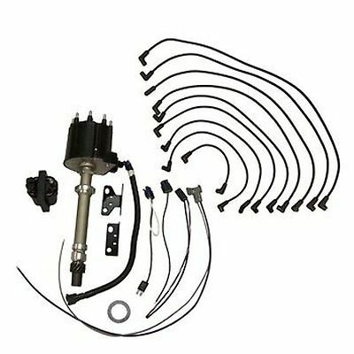 NIB Mercruiser 7.4L 8.2L V8 GM Ignition Distributor Kit Delco EST CRU22752