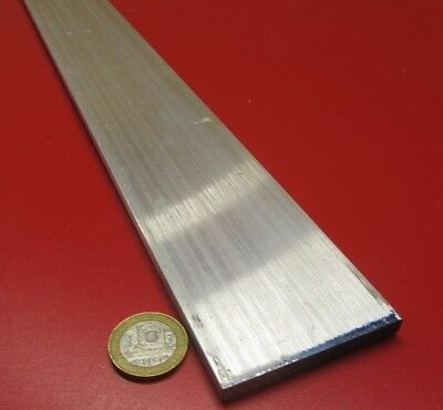 "6061 T651 Aluminum Bar, 1/4"" (.250"") Thick x 2 1/4"" Wide x 36"" Length, 1 pcs"