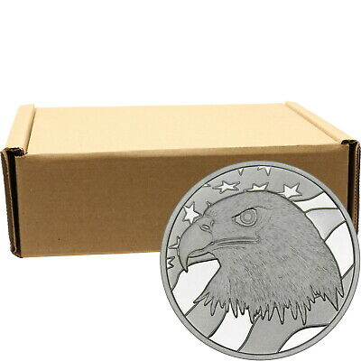 Pledge of Allegiance 1oz .999 Fine Silver Medallion by SilverTowne-500pc